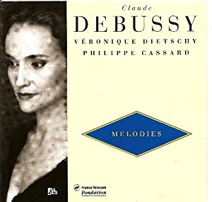 Debussy - Verlaine and Baudelaire settings