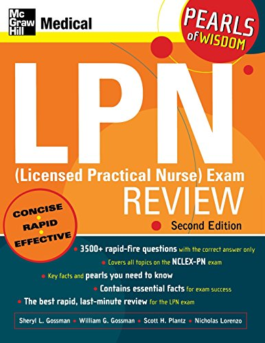 Licensed Practical Nurse (LPN) sample assay report