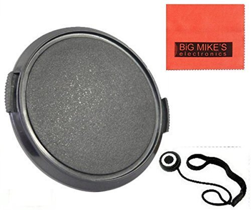 82mm Universal Snap-On Lens Cap For Canon Digital EOS Rebel SL1 T1i T2i T3 T3i T4i T5 T5i EOS 60D EOS 70D 50D 40D 30D EOS 5D EOS 5D Mark III EOS 6D EOS 7D EOS 7D Mark II EOS-M Digital SLR Cameras Which Has These Canon Lenses EF 16-35mm f/2.8L EF 24-70mm f/2.8L  available at amazon for Rs.1899