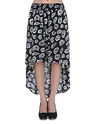 Zaivaa Lara High Low Skirt