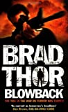 BLOWBACK (SCOT HARVATH) [Paperback] (1416522379) by BRAD THOR