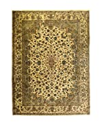 CarpeTrade Alfombra Deluxe Persian Vintage (Beige/Multicolor)