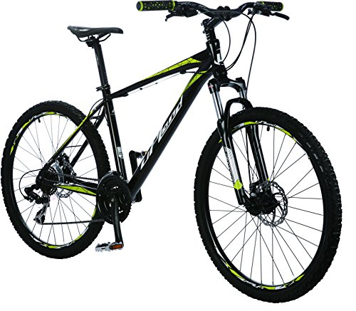 Upland X90 26 Inch Hardtail Mountain Bike Xtremebikerider