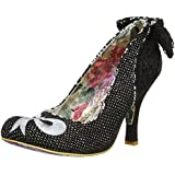 Irregular Choice Bow Zone, Women's Court Shoes