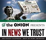 2013 Daily Calendar: The Onion Presents