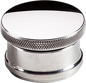 Billet Specialties 24110 Aluminum Weld-In Bung Oil Fill Cap