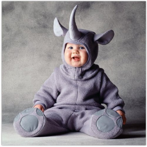 Tom Arma Rhino Signature Limited Edition Baby Costume - (Toddler 4T-5T)
