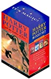 img - for Harry Potter Paperback Box Set: Four Volumes by Rowling, J. K. (2001) Paperback book / textbook / text book