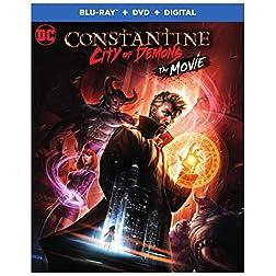 Constantine MFV [Blu-ray]
