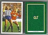 QUESTION of Sport Photo Quiz card Football Sheffield Wednesday MEL STERLAND