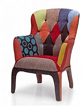 Sillon Diseño Cool Styl Patchwork - Cabana