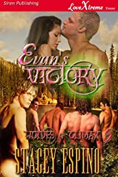 Evan's Victory [Wolves of Climax 5] (Siren Publishing LoveXtreme Forever - Serialized)