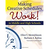 Master Scheduling Books: Making Creative Schedules Work