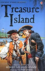 Treasure Island (Young Reading (Series 2)) (Usborne Young Reading Series Two)