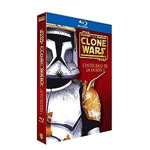 Star Wars - The Clone Wars, saison 1 [Blu-ray]