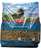 Kaytee Forti Diet Pro Health Food for Finch, 2-Pound