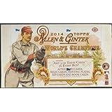 MLB 2014 Allen and Ginter Baseball Hobby Box Trading Cards