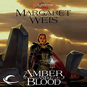 Amber and Blood Audiobook