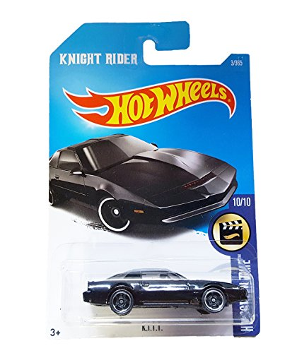 Hot Wheels 2017 HW Screen Time Knight Rider K.I.T.T. (Knight Rider Car compare prices)