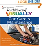 Teach Yourself VISUALLY Car Care & Ma...