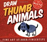Draw Thumb Animals (Klutz)