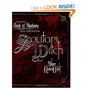 Amazon.com: Solitary Witch: The Ultimate Book of Shadows for the ...