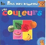 """Afficher """"Petit ours m'apprend les couleurs"""""""
