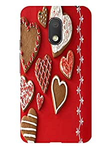 TREECASE Designer Printed Hard Back Case Cover For Motorola Moto G4 Play / Moto G Play 4th Gen