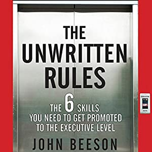 The Unwritten Rules Audiobook