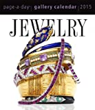 Jewelry Page-A-Day Gallery Calendar (Workman Gallery Calendar)