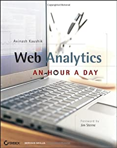 Cover of &quot;Web Analytics: An Hour a Day&quot;