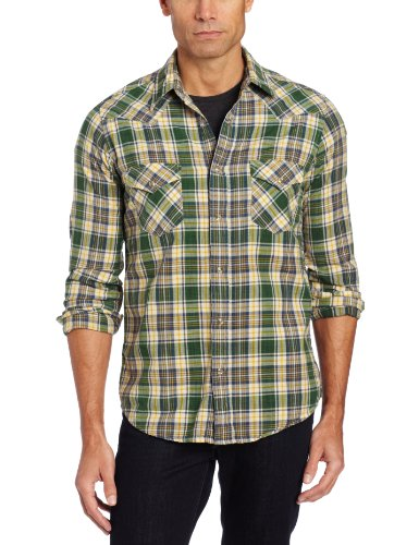 Pendleton Men's Slim Fit Epic Madras Shirt