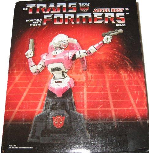 Transformers: Arcee Bust