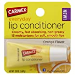 Carmex Lip Conditioner, Everyday, Orange Flavor 0.2 oz (5.67 g)