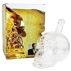 Fantastic Crystal Design Skulls Vodka Bottles (1000ML) by LedChoice CO.,LTD