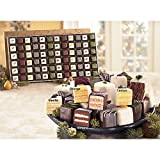 The Swiss Colony Christmas Petits Fours Gift of 24