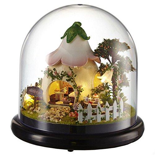 Diy Handmade Plastic Ball House Miniature Toy For Children 39 S Christmas Gift Cute Miniature