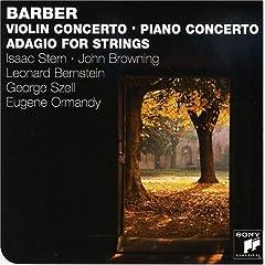Barber - Concerto pour violon 51kk6zQTx2L._SL500_AA240_