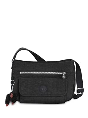 Kipling Syro Shoulder Bag Black 109