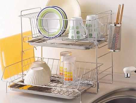 食器の水切りラックに満足してる?イマ人気のおすすめ商品をセレクト