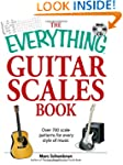 The Everything Guitar Scales Book wit...