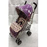 New Raincover For Chicco London Stroller (142)