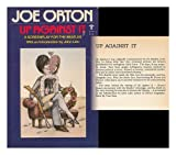 Up against it: A screenplay for the Beatles (An Evergreen book ; E-736) (0394174755) by Orton, Joe