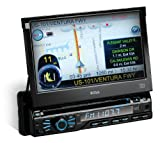 Boss Audio Systems BV9969NV Bluetooth-Enabled In-Dash Single-DIN DVD/MP3/CD AM/FM Receiver