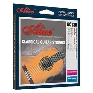 Amazon.com: CLASSICAL GUITAR STRINGS acoustic nylon ...