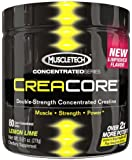MuscleTech Creacore, Lemon Lime - 80 Servings, Concentrated Creatine HCl Powder 9.81 OZ.(278g)