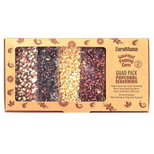 quad-pack-popcorn-seasoning-gift-box-400g-zaramamas-gourmet-popping-corn