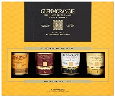 Glenmorangie Whiskey EOY Gift Pack 10 cl (Case of 4) by Glenmorangie