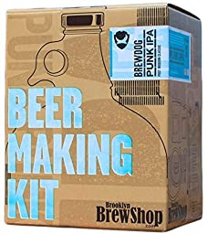 Brooklyn Brew Shop Brewdog\'s Punk IPA Beer making Kit GKPUN/CPPUN