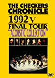 "THE CHECKERS CHRONICLE 1992 V FINAL TOUR ""...[DVD]"
